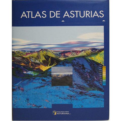 Artesania Asturiana -  Atlas de Asturias  - Editorial Picu Urriellu