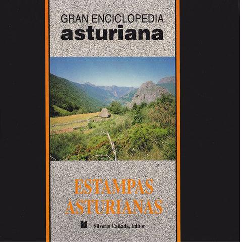 Artesania Asturiana -  Estampas de Asturias - color  - Editorial Picu Urriellu