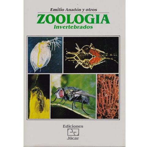 Artesania Asturiana -  Zoologia - Invertebrados  - Editorial Picu Urriellu