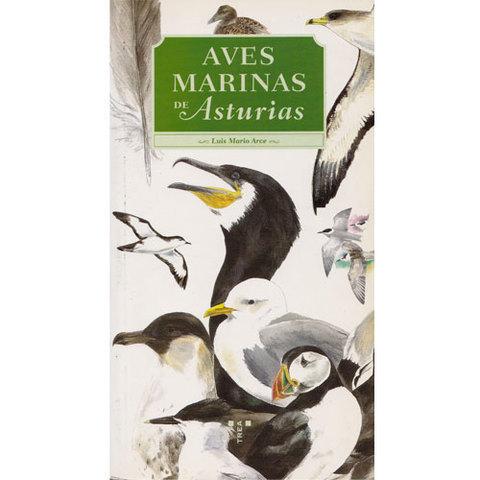 Artesania Asturiana -  Aves marinas de Asturias  - Editorial Picu Urriellu