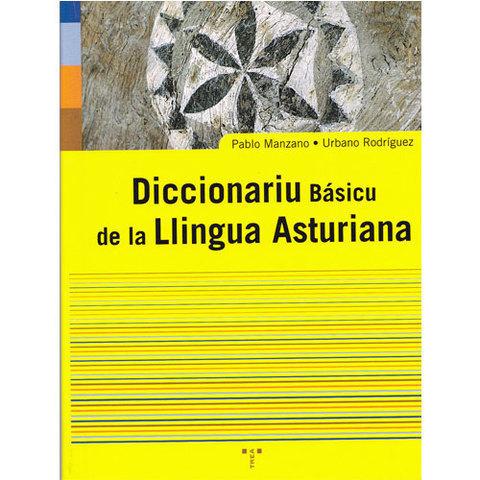 Editorial Picu Urriellu -  Diccionariu basicu llingua -top