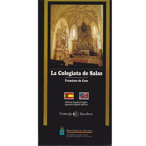 Artesania Asturiana -  La colegiata de Salas  - Editorial Picu Urriellu