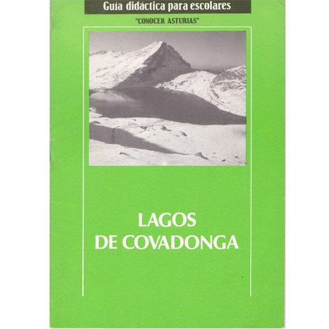 Artesania Asturiana -  Los Lagos de Covadonga  - Editorial Picu Urriellu
