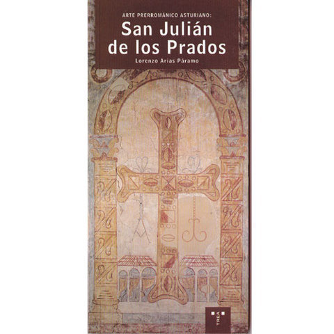 Artesania Asturiana -  San Julian de los Prados  - Editorial Picu Urriellu