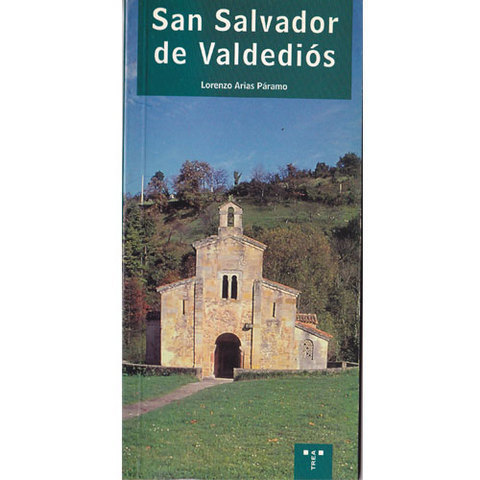 Artesania Asturiana -  San Salvador de Valdedios  - Editorial Picu Urriellu
