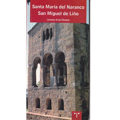 Artesania Asturiana -  Santa Maria del Naranco y San Miguel de Lillo - Editorial Picu Urriellu