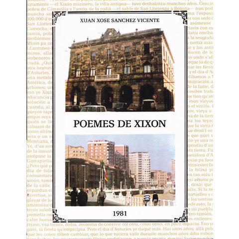 Artesania Asturiana -  Poemes de Xixon  - Editorial Picu Urriellu