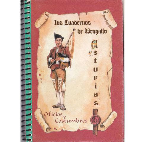 Artesania Asturiana -  Cuadernos oficios y costumbres - Editorial Picu Urriellu