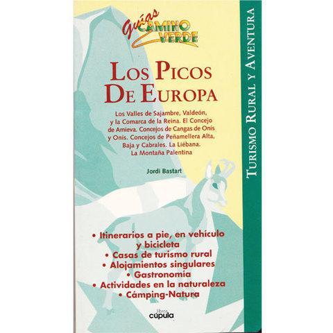 Artesania Asturiana -  Guia camino verde Picos de Europa  - Editorial Picu Urriellu