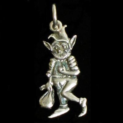 Colgante plata motivos mitologicos