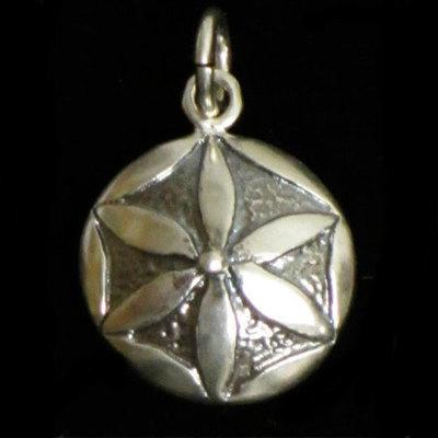 Colgantes plata motivos celtas - tamaño 2