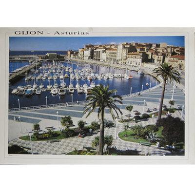 Gijón poster varios