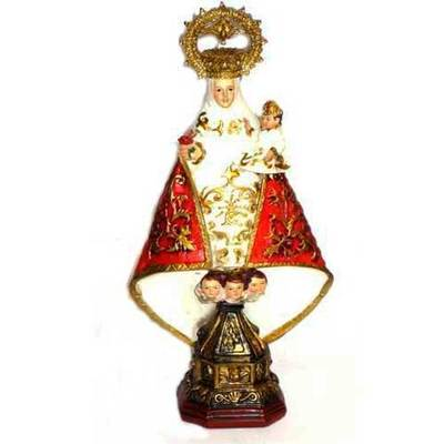 Virgen Covadonga mediana
