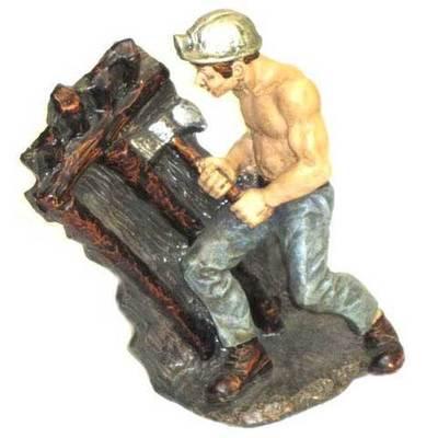 Minero entivador pequeño