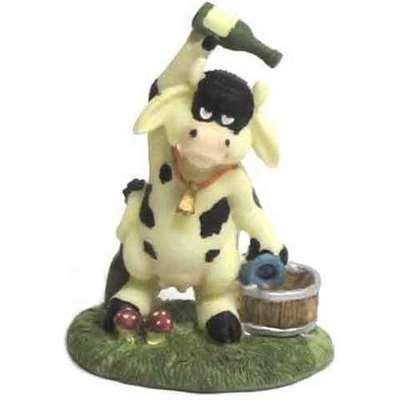Vaca escanciadora pequeña