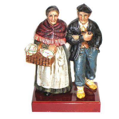 Abuelos tradicionales peana