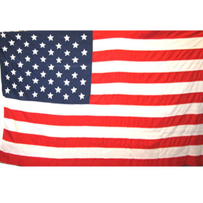 Bandera de USA bordada - oficial