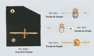 Pisacorbatas motivos asturianos