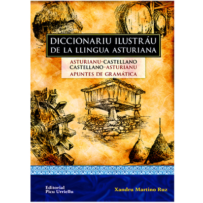 Diccionariu ilustráu de la Llingua asturiana - 2º edicion