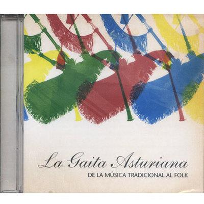 La Gaita Asturiana. De la música tradicional al folk
