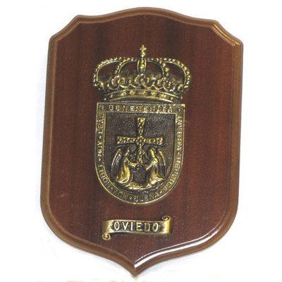 Metopa escudo de Oviedo