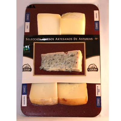 Tablas de quesos asturianos ( 2 pesos )