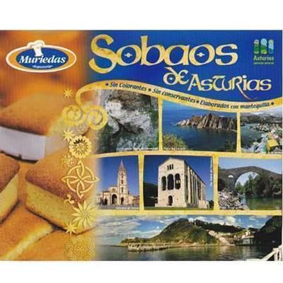 Sobaos de Asturias