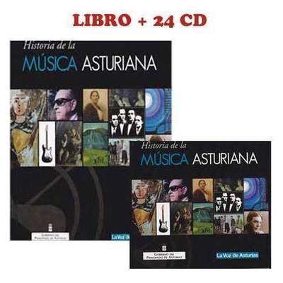 Libro + 24 CD - Historia de la musica