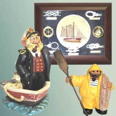 Cuadro nudos marineros y Figuras marineros