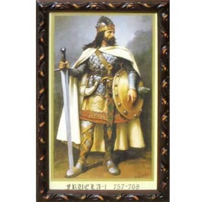 Reyes de la monarquia asturiana
