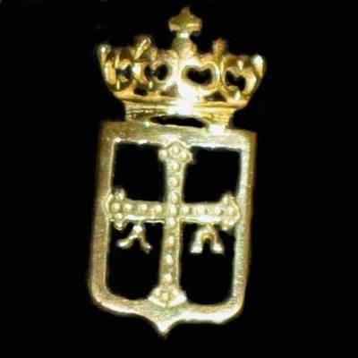 Pin escudo de Asturias