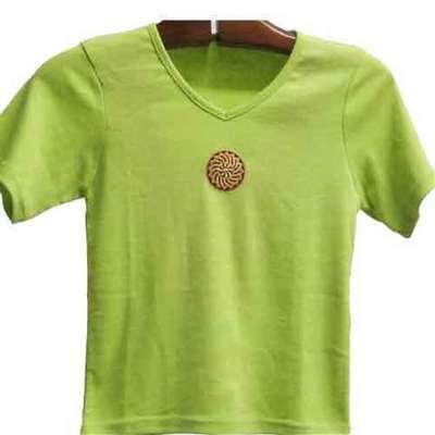 Top ajustable cuello pico -motivos celta -varios colores