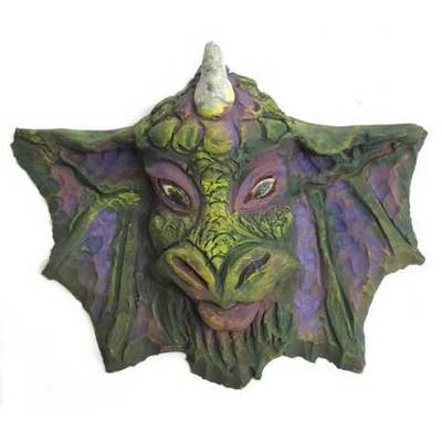 Mascaras  mitologia medianas