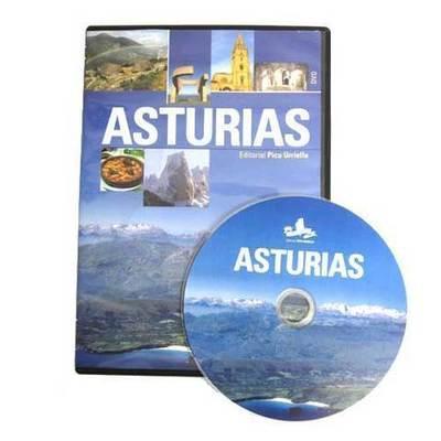 DVD Asturias