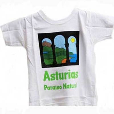 Camiseta paraiso natural - Adulto y niños