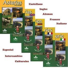 Libro Asturias en 5 idiomas
