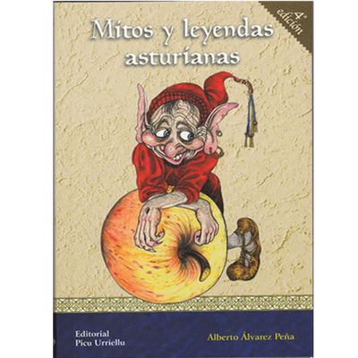 Mitos y leyendas asturianas 4º edicion
