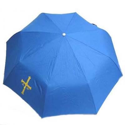 Paraguas plegable cruz de la victoria