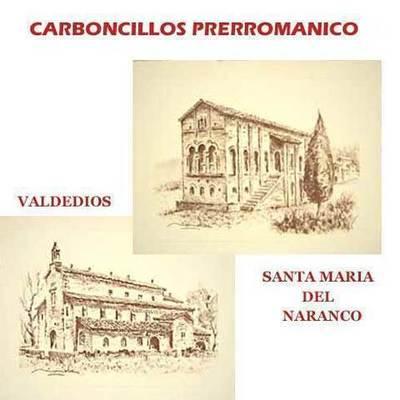 Carboncillos del Prerromanico asturiano
