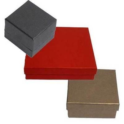 Estuches de joyeria carton