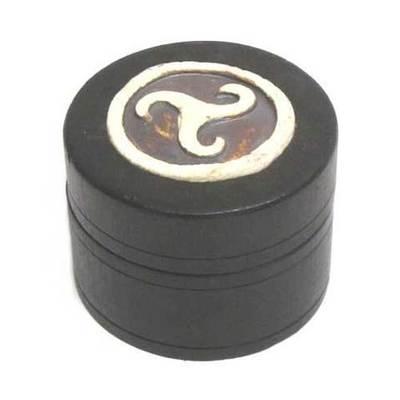 Caja Joyero redondo trisquel