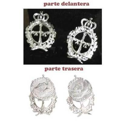 Gemelos escudo de Asturias laureado