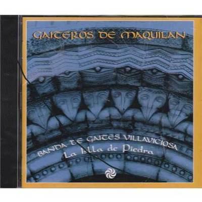 Banda de gaitas de Villaviciosa -Gaiteros de Maquilan - la isla de piedra