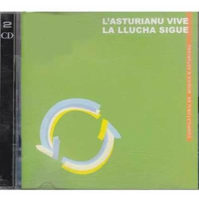 L´asturianu vive la llucha sigue - 2 CD