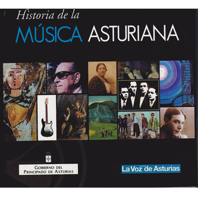 Historia de la música asturiana ( 24 CD )