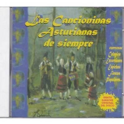 Las canciones asturianas de siempre