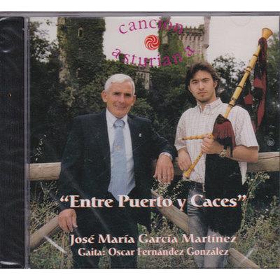 Jose Maria Garcia Martinez - Entre Puerto y Caces