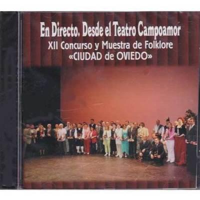 XII concurso y muestra de folklore ciudad de Oviedo