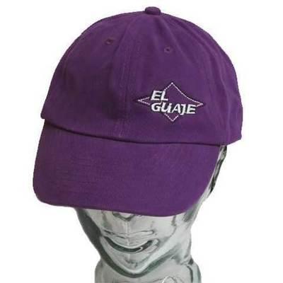 Gorras el guaje bordado- varios colores