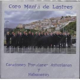 Coro manin de Lastres - canciones populares y habaneras